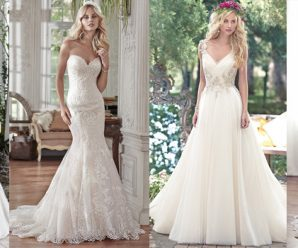 A Bride's Guide to Choosing the Right Wedding Gown Based on Body Type