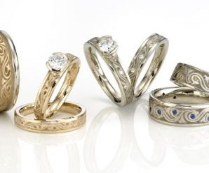 The elegance with the silver jewellery